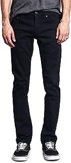 victorious 男式緊身版型彩色彈力牛仔褲 dl937