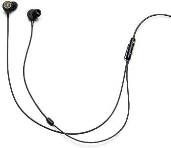 Marshall 马歇尔 Mode EQ 入耳式耳机——黑色/黄铜