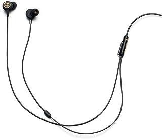 Marshall 馬歇爾 Mode EQ 入耳式HiFi搖滾重低音線控式人體工學耳塞耳機 黑金色