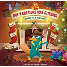 Phineas and Ferb:  Not a Creature Was Stirring, Except for a Platypus (Disney Storybook (eBook)) (English Edition)