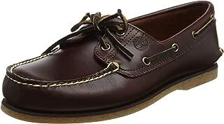 Timberland 添柏岚 男士经典两孔帆船鞋