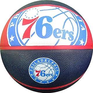 Spalding Philadelphia 76Ers Courtside 篮球 (71-073)
