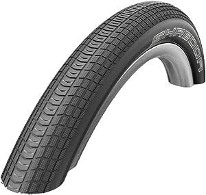 Schwalbe Shredda HS 434 BMX Bicycle Tire - Folding Bead (Black - 20 x 1 1/8)