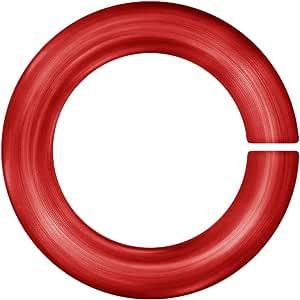 阳极氧化铝 JUMP 戒指–18GAUGE–AWG 公制–28.3gram