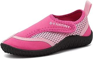CIOR 水鞋男士女士赤脚皮肤水彩鞋沙滩泳池冲浪瑜伽锻炼