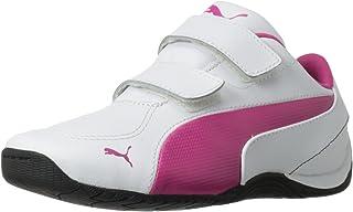 PUMA Drift Cat 5 V 皮革运动鞋(幼儿/小童)