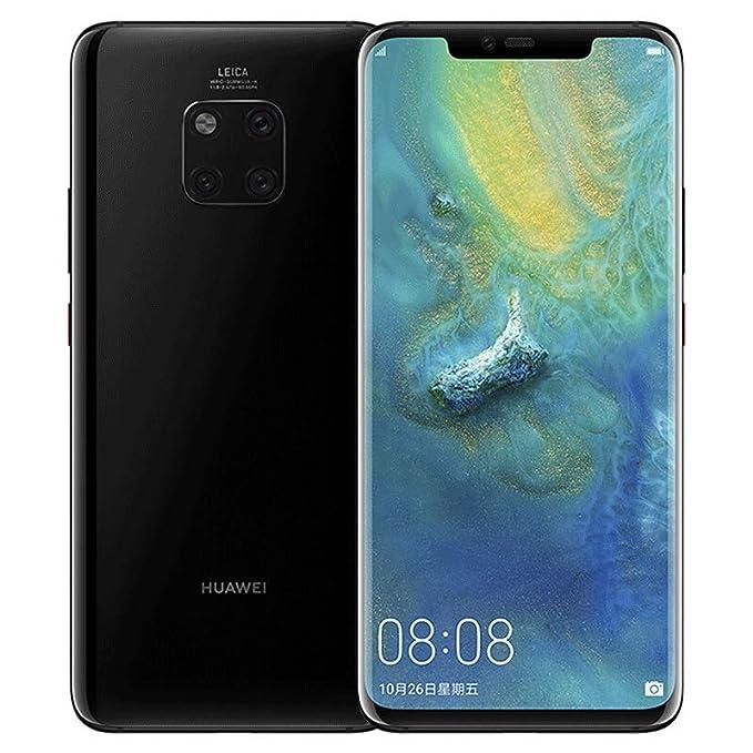 华为 Mate 20 Pro 全网通版双4G手机 6G+128G 亮黑色¥4298