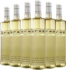 彼得美德 PeterMertes 原瓶进口 冰灵Bree雷司令半甜白葡萄酒750ml*6瓶