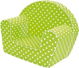 Bino 53001 Mertens 沙发椅,绿色