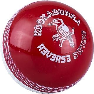 Kookaburra Supercoach 反向挥杆球,红色/白色,