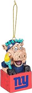 美国队运动 NFL Tiki Totem 吉祥物装饰品 纽约巨人队 3OT3820MAS