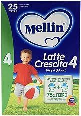 Mellin美林婴幼儿四段配方牛奶粉800克盒装(适合断奶后) 包税【跨境自营】