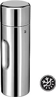 WMF 福騰寶 Motion 保溫壺,0.75 升,適用于茶或咖啡,保溫杯,帶飲水杯,24小時保溫12小時,不銹鋼