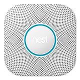 Nest S3000BWDE Protect 2 代*雾和一氧化碳检测器,1件套,白色
