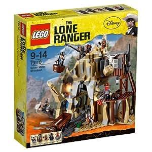 LEGO 乐高 独行侠系列  独行侠5 79110