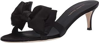Giuseppe Zanotti 女式 E000088 高跟凉鞋,Nero, 11.5 M US