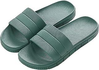 clootess 淋浴鞋室内拖鞋 家居拖鞋 室内凉鞋 男女皆宜 防滑 快干