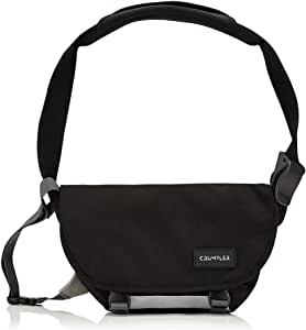 Crumpler Unisex Comfort Zone Small Messenger Bag 黑色