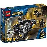 LEGO 乐高  拼插类 玩具  Super Heroes 超级英雄系列 蝙蝠侠大战利爪军团 76110 7-12岁