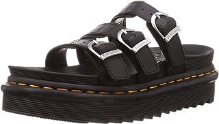 Martens 马丁 系带凉鞋 ZEBRILUS BLAIR SLIDE