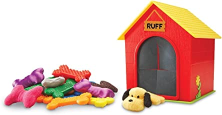 Learning Resources 小狗Ruff的家 教学触觉套装 Ruff'S House Teaching Tactile Set