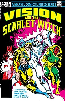 """Vision and the Scarlet Witch (1982) #2 (of 4) (English Edition)"",作者:[Mantlo, Bill]"