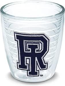 Tervis Rhode Island University Emblem Individual Tumbler, 12 oz, Clear
