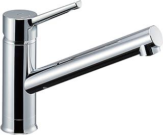 LIXIL(骊住) INAX 厨房用 单孔单把手混合水龙头 环保把手 防冻排水规格 RSF-842YN