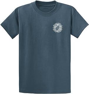Joe's USA koloa SURF 夏威夷 honu Turtle 标志棉 T 恤中码常规尺码 BIG and TALL