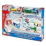Thomas & Friends 托马斯和朋友 电动系列之雪地大冒险轨道套装DHC78