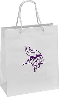 Pro Specialties Group NFL 明尼苏达维京人礼物包,白色/紫色,均码