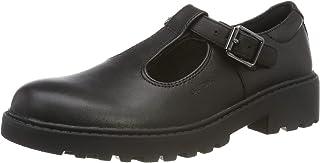 Geox J Casey Girl E 芭蕾平底鞋