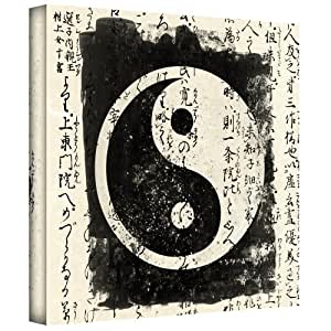 ArtWall Elena Ray Tao Gallery-Wrapped Canvas Art, 18 by 18-Inch