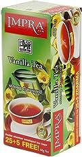 Impra英伯伦香草味红茶2g*25袋+5袋(斯里兰卡进口)