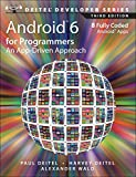 Android 6 for Programmers: An App-Driven Approach (3rd Edition)