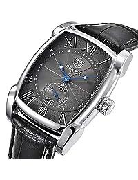 BENYAR analog-digital 皮革 棕色 010 watches