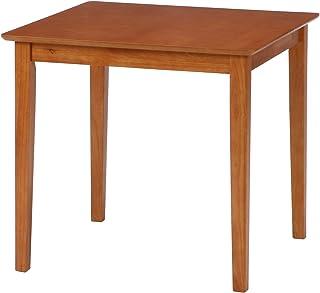 不二贸易(Fujiboeki) 餐桌 浅棕色 75×75cm 98859
