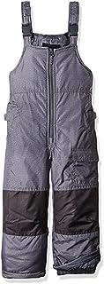 London Fog Boys 经典厚重围兜裤