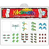 barker creek lm-1301 learning magnets - kidusa critter counting sets