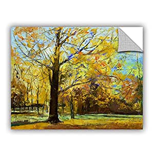 """ArtWall Michael Creese's Shades of Autumn Art Appeelz Removable Wall Art Graphic, 14 by 18"""""""