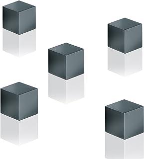 Sigel SuperDym-磁铁 立方体设计 小号 5 x titangrau 5 x titangrau