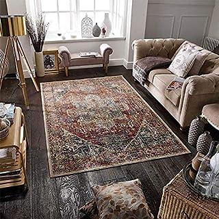 地毯直接地毯,多彩,120 厘米 x 180 厘米