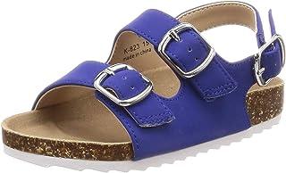 Oearl Kids 凉鞋 儿童 挂绳 女孩 男孩 魔术贴 K-823