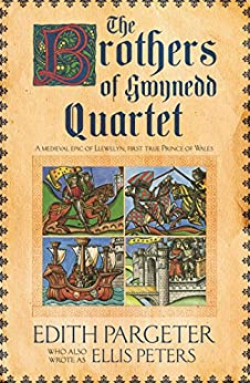 """The Brothers of Gwynedd Quartet (English Edition)"",作者:[Pargeter, Edith]"