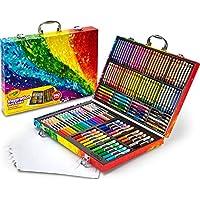 Crayola 繪兒樂 藝術靈感著色盒套裝,適合送給5歲以上兒童的禮物
