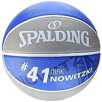 Ballon Spalding Player Dirk Nowitzki
