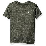 PUMA 男童标志杂色 T 恤