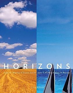 DVD for Manley/Smith/McMinn/Prevost's Horizons
