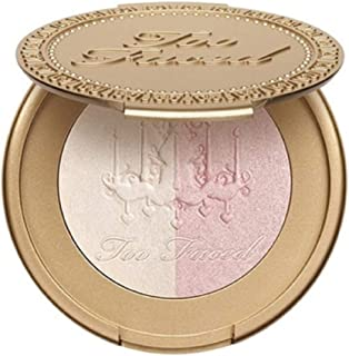 Too Faced Candlelight Glow Highlighting 粉末 - 玫瑰色 GlowTRAVEL 尺寸