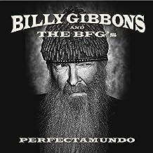 进口CD:完美/比利·吉本 Perfectamundo/Billy Gibbons And The BFG's(CD) 7237886